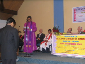 DEDICATION OF GUJARATI CHURCH OF CANADA (8)
